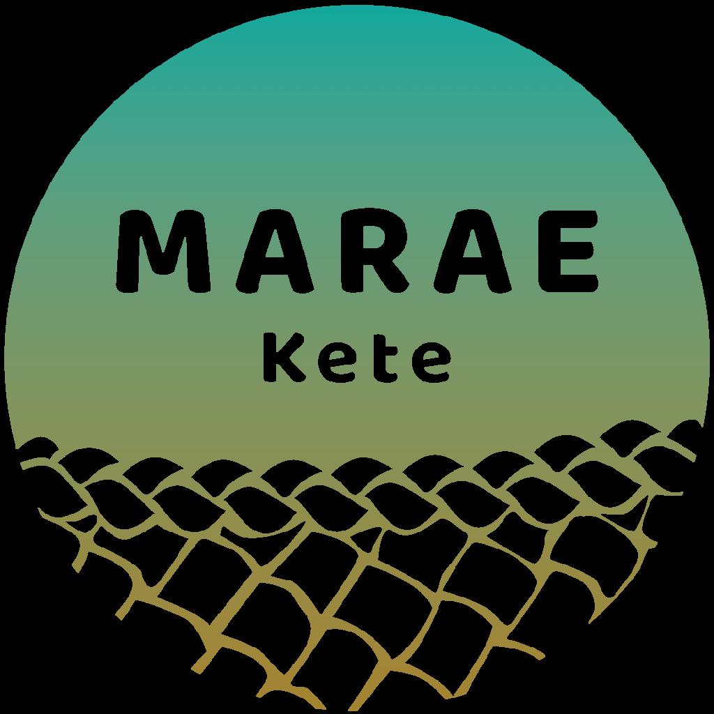 Marae Kete Colour Logo